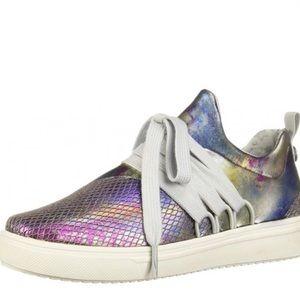 Steve Madden Girls' Jlancer Sneaker